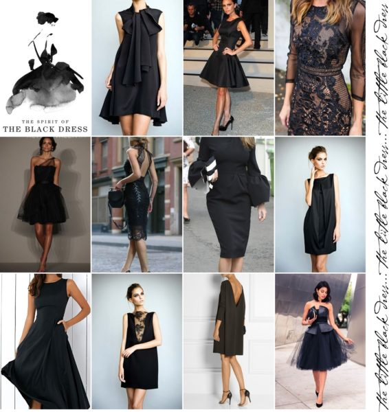 little black dress vai jotain ihan muuta
